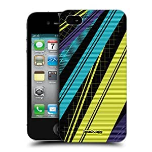 Head Case Designs Surfer Lime Raystripes Protective by icecream design