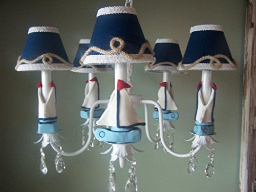 51hv6MN0t1L The Best Nautical Chandeliers You Can Buy