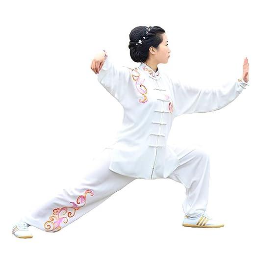 Ropa De Taijiquan Práctica Ropa De Tai Chi/Shaolin Uniforme De ...