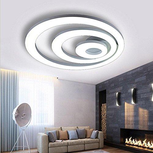 Led Deckenleuchte Modern Einfach Klassisch Acryl Deckenlampe Zum