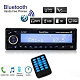 Sound Boss SN-2124BT Car Stereo with Bluetooth