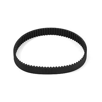 1pc 400mm Correa de Distribución Cinturón de Goma Cinturón Síncrono para 3D Impresora 5mm de Paso