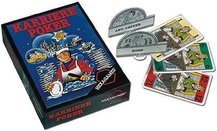 Carrera de póquer (juego de cartas): Amazon.es: Juguetes y juegos