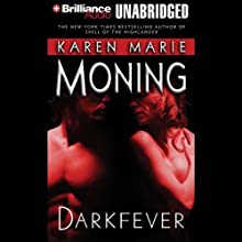 Darkfever: Fever, Book 1 Audiobook by Karen Marie Moning Narrated by Joyce Bean