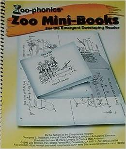 Zoo-phonics Mini Books: Georgene E  Bradshaw, Irene M  Clark