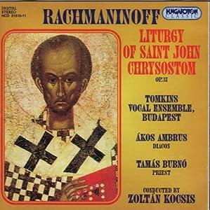 Sergei Rachmaninoff Zoltan Kocsis Akos Ambrus Tamas