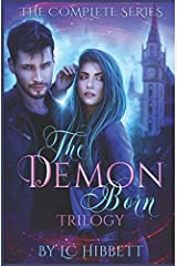 The Demon-Born Trilogy: (Complete Paranormal Fantasy Series) Paperback
