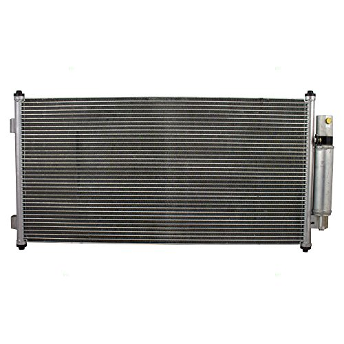 New AC A/C Condenser Cooling Assembly Replacement for Nissan 92100-ZE80A
