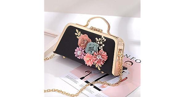 Amazon.com: Royarebar - Bolso de mano para mujer, diseño de ...