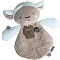 Leesa Lamb Comforter Breathable and Soft Security Blanket, Plush Toy, Lightweight, Perfect Companion for Sleeping, Bunny…