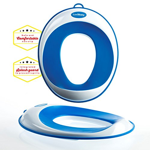 Toilet Training Seat - Kids Toilet Trainer Ring for Boys or Girls | Secure...