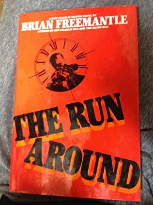 book cover of The Run Around