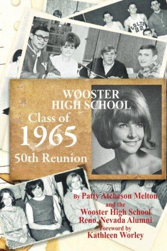 Wooster High School Class of 1965 50th Reunion pdf