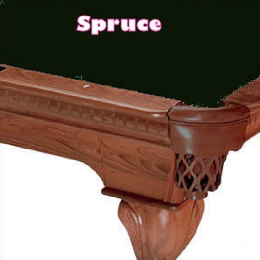ビリヤード 7 –/プール布 – 7 'シモニスクロス760 Spruce Spruce B00GP2E9PY, 快適エコ生活STORE:0694f7da --- sharoshka.org