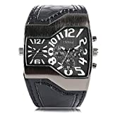 Watches for Men Women, OULM Mens Watches Top Brand Luxury Big Watch, Man Quartz Military Sport Watch