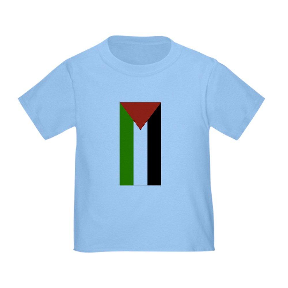 Infant T-Shirt Toddler Tshirt CafePress Palestine