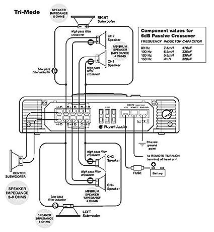 kenwood kac m1804 wiring harness kenwood image planet audio ac1800 5 mosfet five channel power amazon co uk on kenwood kac m1804 wiring
