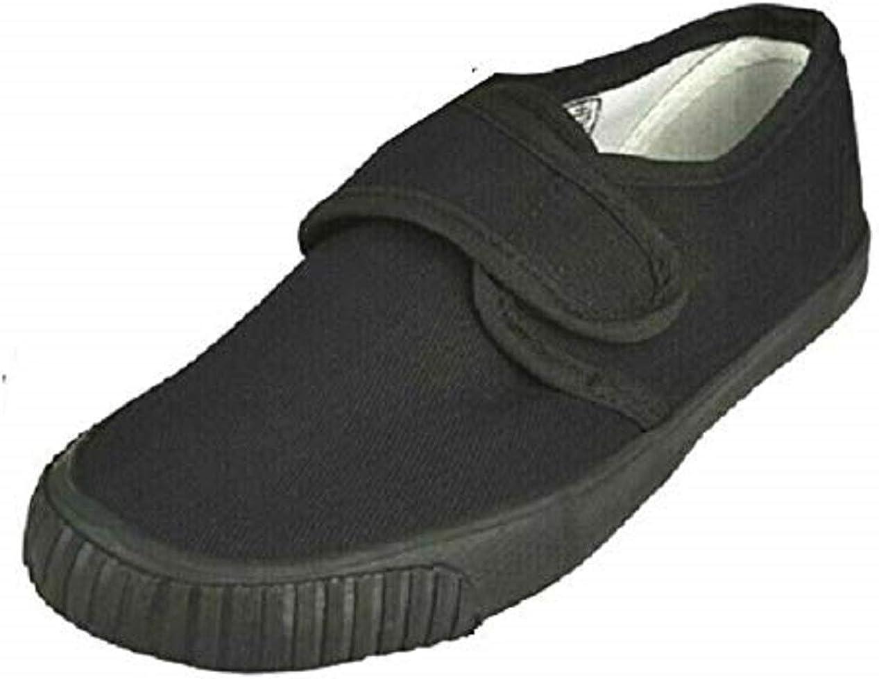 Kids Boys Girls PE Shoes Pumps Back to