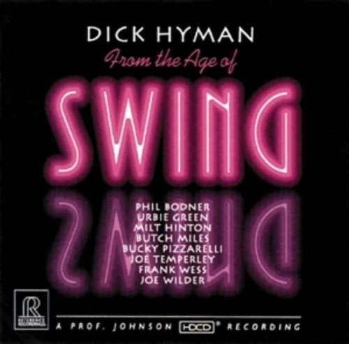From the Age of Swing by Reference Recordings