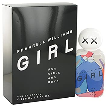 Pharrell Williams Girl Perfume By PHARREL WILLIAMS 3.3 oz Eau De Parfum Spray Unisex FOR WOMEN