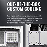 Cooler Master NR200P White SFF Small Form Factor