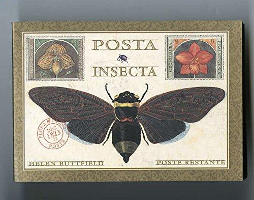 Posta Insecta - Postcard Book (Spider Postcard)