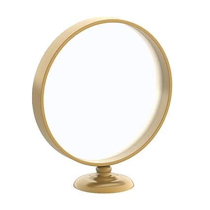 Amazon Com Desktop Mirror Desktop Copper Princess Mirror Bathroom