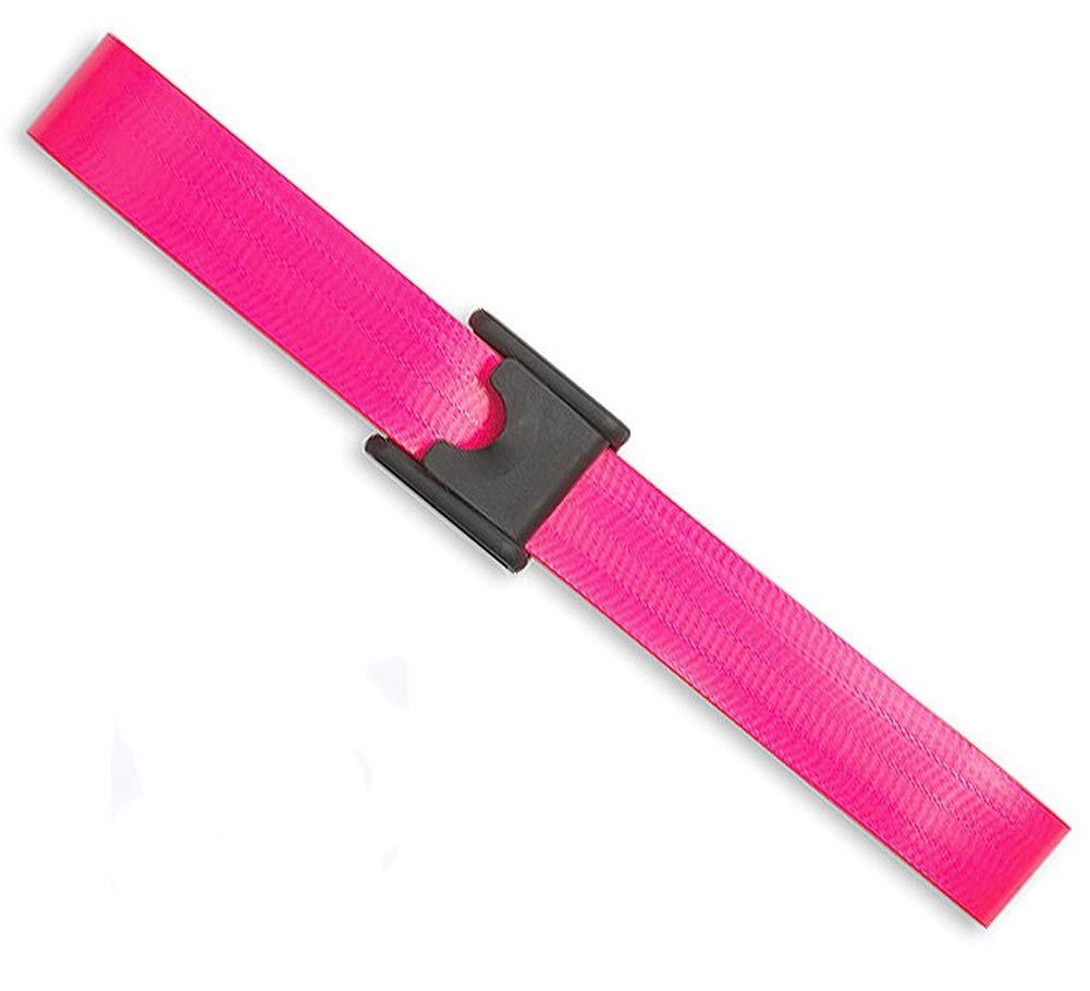 60 LENGTH Cleanable Gait Belt PINK