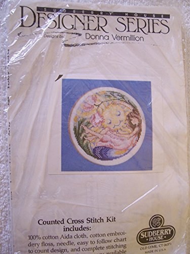 Sun Dreamer Counted Cross Stitch Kit -