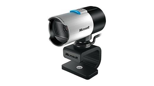 6 opinioni per Microsoft Q2F-00015 Lifecam Studio Webcam, Nero