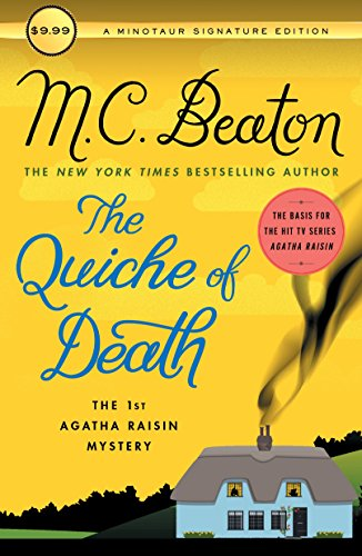 Looking for a quiche of death book? Have a look at this 2020 guide!