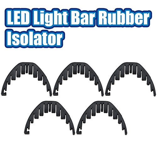 racbox-50-52-inch-offroad-led-light-bar-silencers-vibration-dampeners-rubber-isolator-pack-of-5