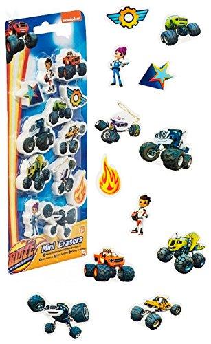 Pack 12/Mini gomme da cancellare di Blaze
