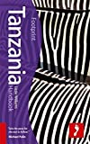 Tanzania Handbook (Footprint - Handbooks) by Lizzie Williams (2012-09-04)