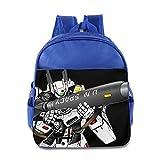 Robotech Roberts Kids School Backpack Bag