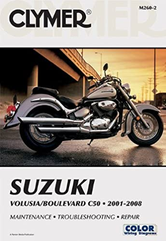 2008 Suzuki Boulevard C50 Wiring Diagram - Wiring Diagrams ... on