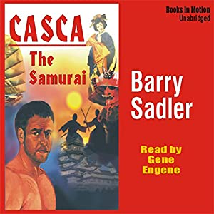 Casca: The Samurai: Casca Series #19 Audiobook