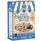 Bakery On Main Gluten-Free, Non-GMO Ancient Grains Instant Oatmeal, Blueberry Scone, 10.5 Ounce/6 Count Box (Pack of 3)