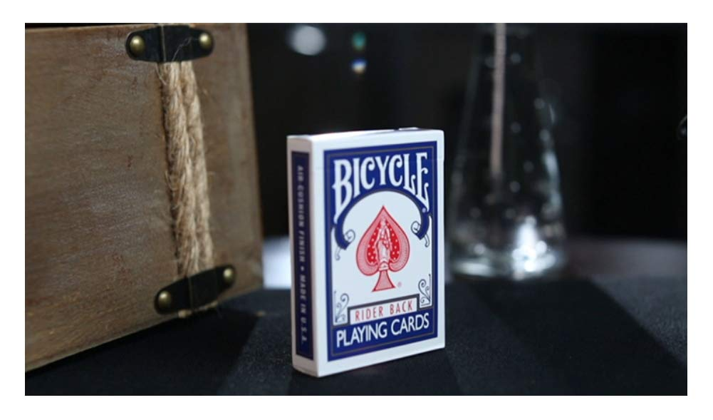 Ultimate Marked Deck (BLUE Back Bicycle Cards) - Trick by Magic Dream (Image #6)