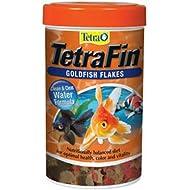 Tetra Goldfish Flakes, Clear Water Formula 2.2 Ounce