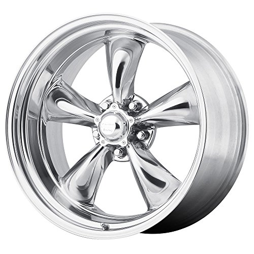 - American Racing Hot Rod Torq Thrust II VN515 Polished Wheel (15x7