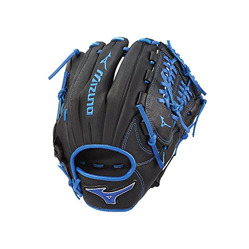 Mizuno MVP Prime SE GMVP1175PSE6 Infield Model Gloves, Black/Royal