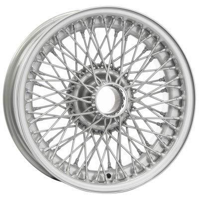 Coker Tire D450PTT Dayton Wire Wheel-Austin-Healey-100/4-Tube Type-15x4-48-Painted (Dayton And Tires Wheels)