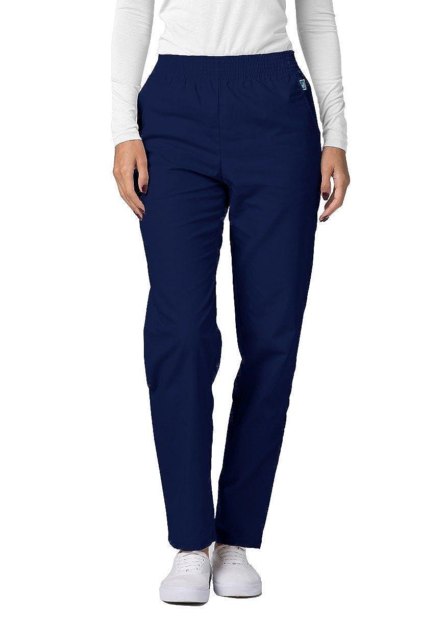 Pantaloni Camice Medico – Pantaloni da Donna Uniforme Ospedale - 502 Colore: NVY | Dimensione: M 502NVYM