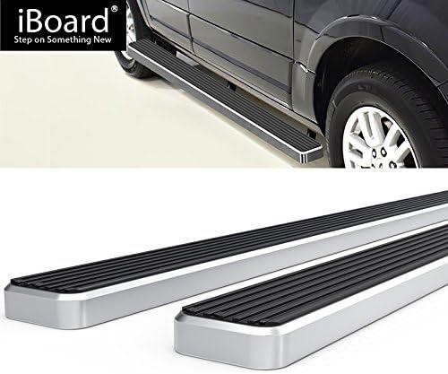 Excl. EL Model Nerf Bar | Side Steps Off Roader for 2003-2017 Ford Expedition Sport Utility 4-Door 4 Eboard Running Boards