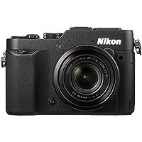 Nikon COOLPIX P7800 digital camera large aperture lens Vari-angle LCD Black P7800BK - International Version (No Warranty)