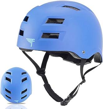 Flybar Dual Certified CPSC Skateboard Helmet