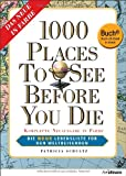 1000 Places to see before you die Buchcover