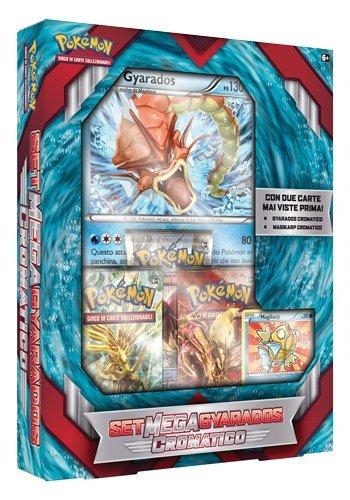 Passez Noël ensemble, achats de carnaval Pokemon Pokemon Pokemon Set Mega Gyarados Chromatic (IT) a40d68