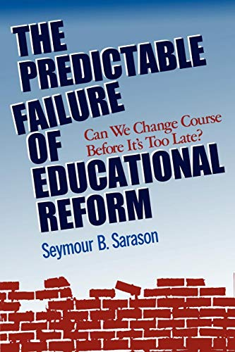 Failure Educational Reform P